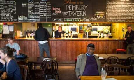 Bitcoin pub pembury tavern