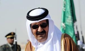 Sheikh Hamad bin Khalifa Al Thani