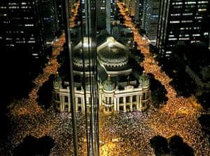 20 Photos: Protests in Brazil - 17 Jun 2013