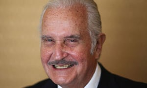 Carlos Fuentes, who died in 2012, was treated by US authorities as a communist sympathiser