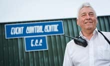 Phil Miller, Glastonbury infrastructure manager