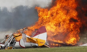 Vectren Air Show crash Ohio