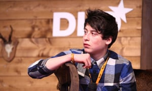 Nick D'Aloisio, founder of Summly