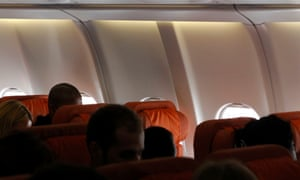 An empty passenger seat believed to be reserved by Edward Snowden is seen on a plane to Cuba in Moscow's Sheremetyevo airport.