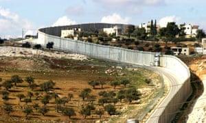 East Jerusalem, Israel - 18 Jan 2012