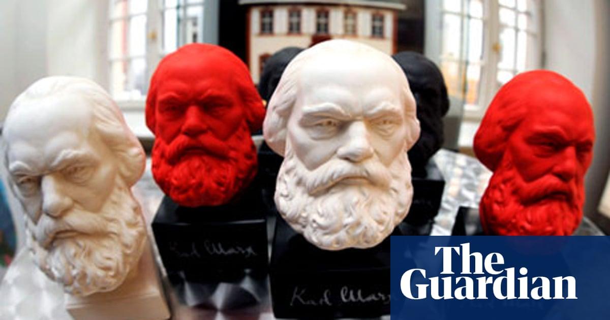 Karl Marx: a Nineteenth-Century Life by Jonathan Sperber