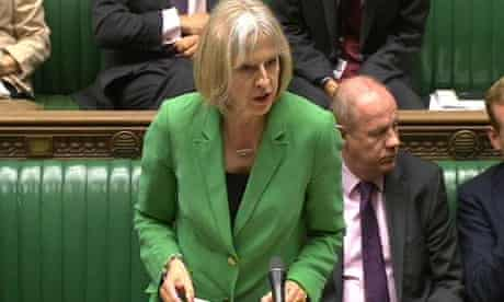 Lawrence family smear allegations Theresa May