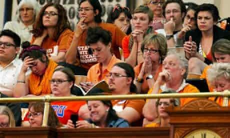 texas abortion legislature