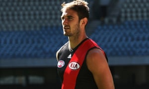 Essendon players were human guinea pigs, according to