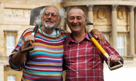 Professor Mick Aston Time Team dies