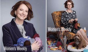 Julia Gillard Women's Weekly
