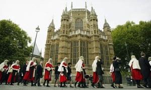 Start Of British Legal Year