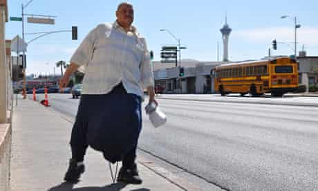 The Man with the 10-Stone Testicles: Wesley Warren Jr