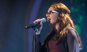 Andrea Begley on The Voice