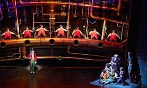 Charlie and the Chocolate Factory, with Douglas Hodge as Willy Wonka