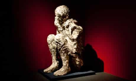 Pompeii And Herculaneum exhibition at the British Museum