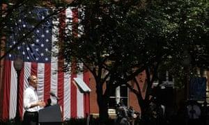 Obama Gives Major Speech On Climate Change