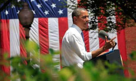 Obama climate change speech