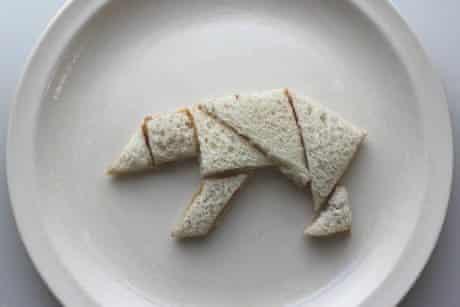 bread tangram
