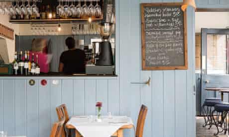 Bell's Diner in Bristol