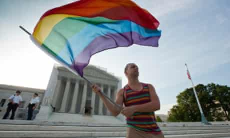 Gay marriage supreme court