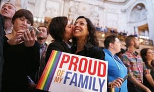 same sex marriage supreme court immigration decision in Devon