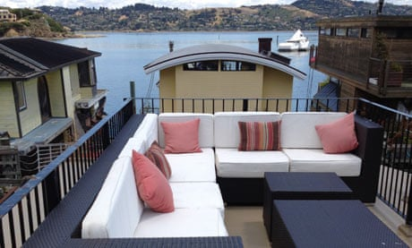 If you're going to San Francisco – stay on a stylish Sausalito