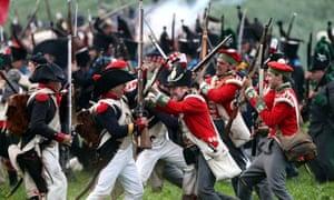 Osborne offers donation for restoration of Battle of Waterloo site