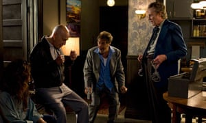Stand Up Guys – review | Film | The Guardian