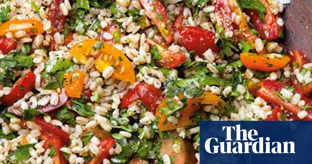 Grill seekers: Hugh Fearnley-Whittingstall's barbecue side dish