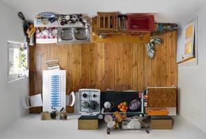 Menno Aden's images: Menno Aden Untitled/Kitchen III