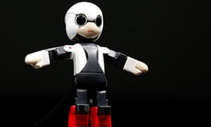 Kirobo the talking robot … in space, no one can hear you scream.