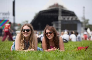 Glastonbury: Glastonbury Festival 2013