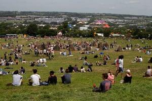 Glastonbury: The stone circle