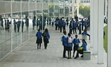 Capital City academy school