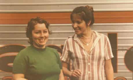 Lorraine Wilson and Wendy Evans