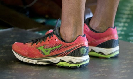 huge discount 7a0aa e5b7f Wendy Davis's pink shoes spark sales boom and abortion ...