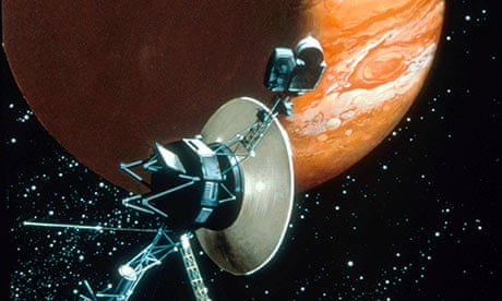 Voyager 1 spacecraft's latest find takes the edge off the ...