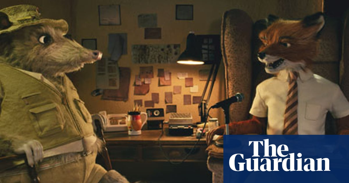 Fantastic Mr Fox Recap Wes Anderson Reworking Well Worth Another Look Fantastic Mr Fox The Guardian