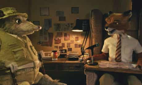 Fantastic Mr Fox - film still