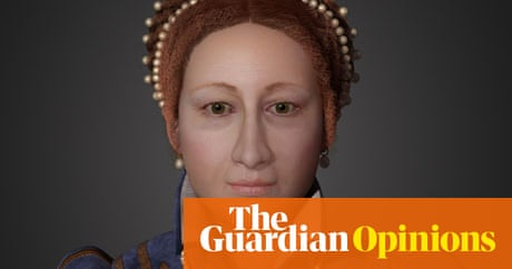 Mary Queen Of Scots Death Mask