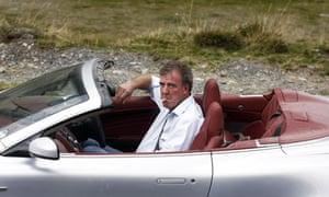 Jeremy Clarkson Garage
