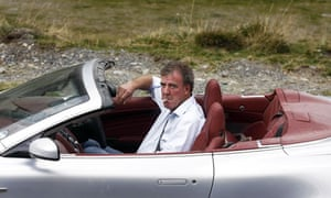 Jeremy Clarkson of Top Gear fame