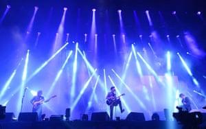 Glastonbury stage: Glastonbury Festival 2013 - Day 2