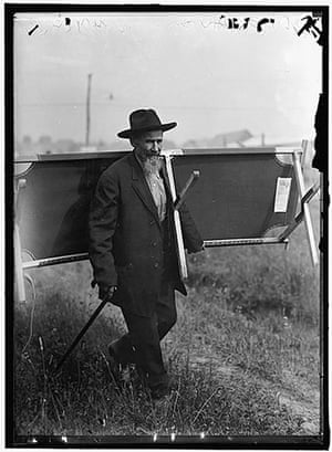 gettysburg reunion: GAR veteran