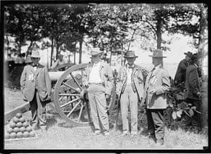 gettysburg reunion: artillery