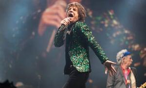 Rolling Stones at Glastonbury 2013