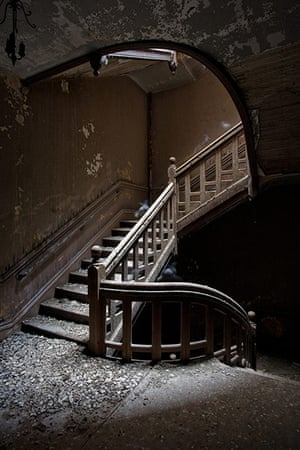 Asylums: Worcester State Hospital
