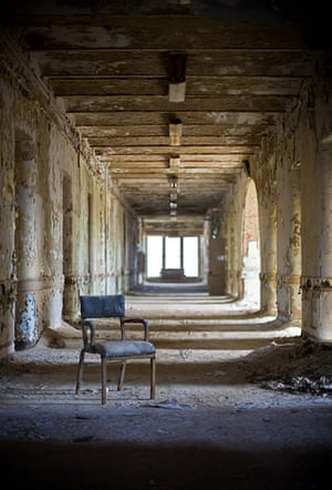 Asylums: Greystone Park State Hospital. Morristown, NJ