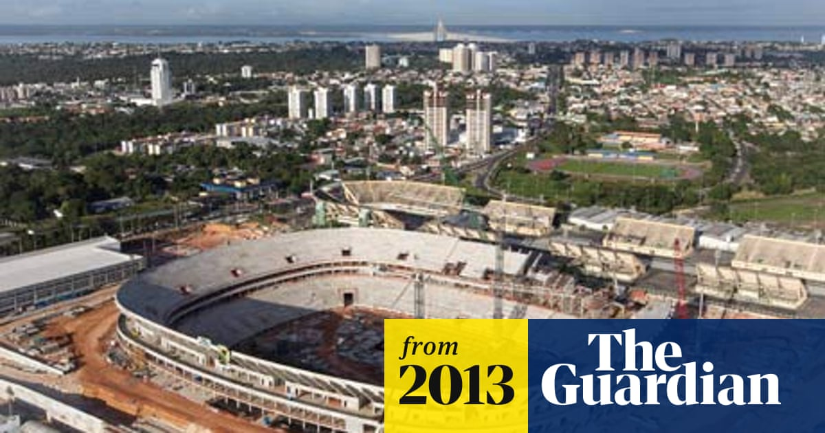 b04a560bf1f Brazil prepares for World Cup as criticism mounts over cost | World ...